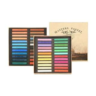 Master Pastel (Chalk in 48 colours)