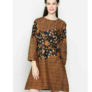 batik dress modern  - batik indonesia
