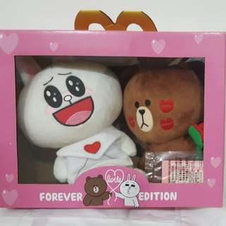 Cony & Brown Love Edition