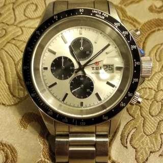 BAUHAUS Touch Daytona Watch