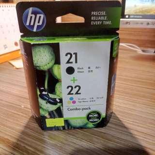 Hp 21 22 噴墨