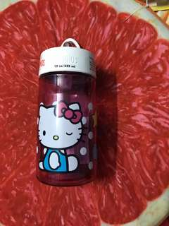 Thermos 12 ounce hydration bottle hello kitty