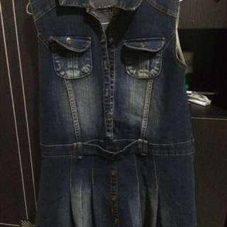 Jumsuit jeans