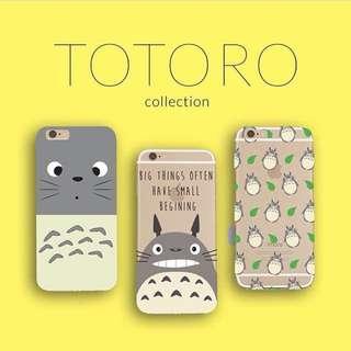 Totoro Rolling Edition Custom Case