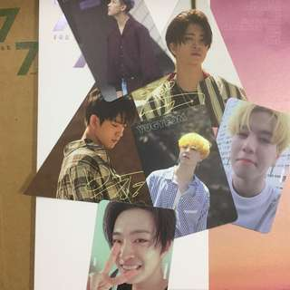 WTT Got7 7for7 pc