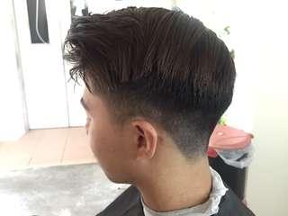 Homebase Haircut