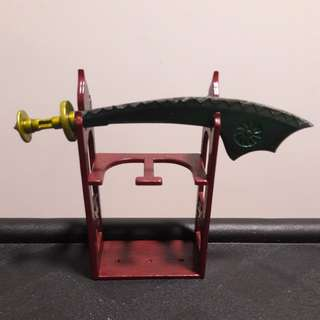Mononofu series: 1/6 scale Kora sword