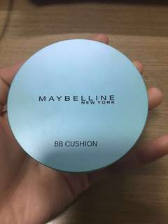 Maybelline 氣墊粉底 礦物控油be cushion