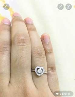 Diamond Ring White Gold