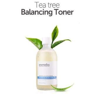 U.P $35 Aromatica Tea Tree Oil Balancing Toner 99% left