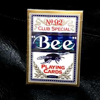 (全新美國製)Bee 啤牌