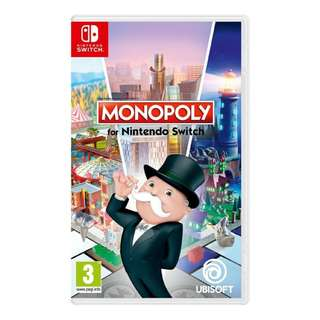 Switch Monopoly