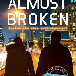 Ebook : Almost Broken by Inesia Pratiwi