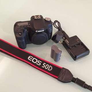 Canon EOS 50D 淨機身