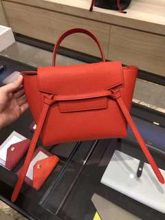 Celine belt bag nano