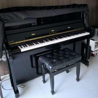 Kawai K3 122cm acoustic piano