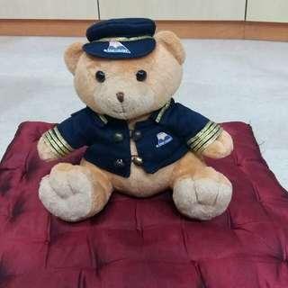 Star Cruise collectible bear