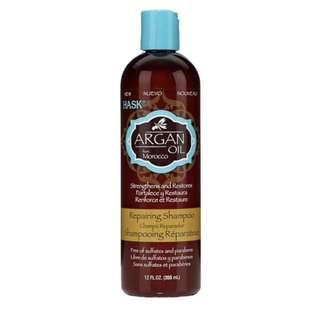 HASK Argan Oil Shampoo 335ml