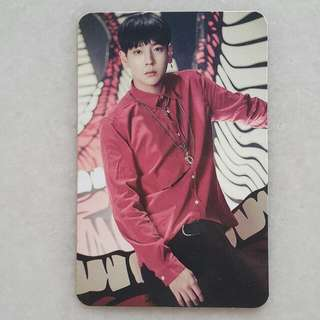 B.A.P MATRIX Album Him Chan Himchan Official Photocard