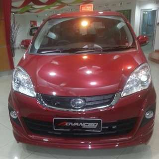 Alza 1.5 advance Rebate 1k @ Gift