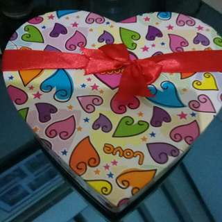 Box kado love