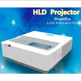 World Latest Projector Techology HLD