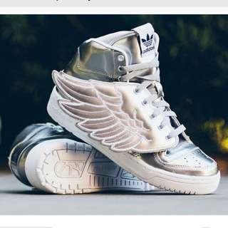 Brand New Authentic adidas Jeremy Scott Js Wings