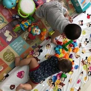 Babysitter at West Region