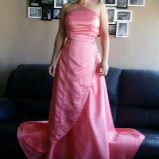 Repriced!Princes Gown