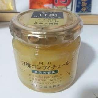 岡山手信 白桃果醬 Peach jam