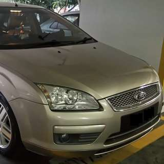 2006 Ford Focus GHIA 1.8 High Spec car for sale