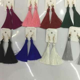 🎁 GIVEAWAY!!! 🎁 Tassel earrings