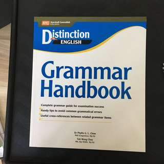 Grammar Handbook for lower Secondary
