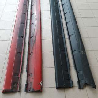 OEM side skirt SH3 EF9