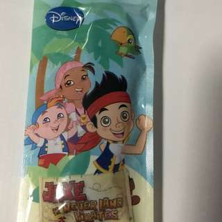 Disney Jake and the Neverland pirate fork and spoon