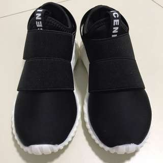 Kids Adidas Superstar Black shoes
