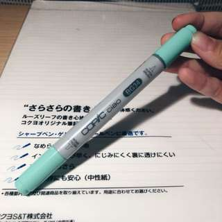 Copic Ciao Marker Horizon Green BG34