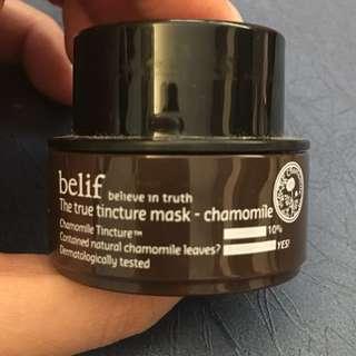 全新 Travel Size Belif The True Tincture Mask - Chamomile