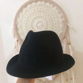 ZARA Man Fedora Hat Original