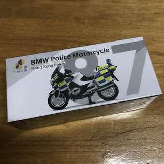 送膠盒*Tiny 87 BMW 電單車