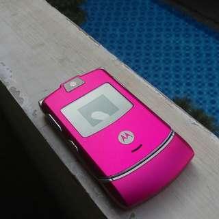 Motorola Razr v3i rare