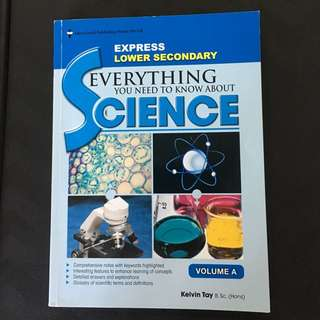 Lower Secondary Science - Everything You Need To Know About Science