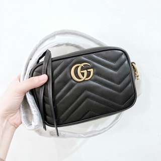 New Arrival Gucci Mini Marmount Sling Bag