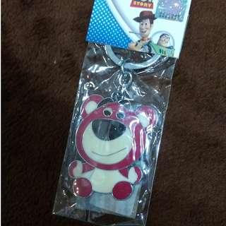 🚚 正版授權 迪士尼 熊抱哥鑰匙圈