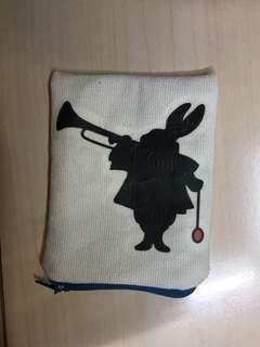 愛麗絲夢遊仙境 白兔布袋仔