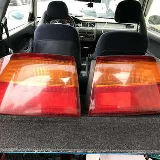 Honda civic5代後燈殼(原廠)(非美規),限面交,可現場看貨,可議價