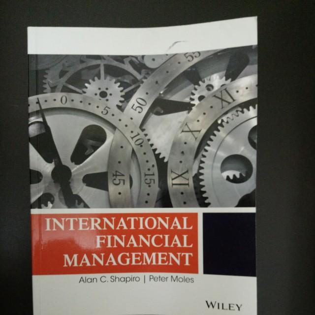 國際財務管理原文書#出清課本