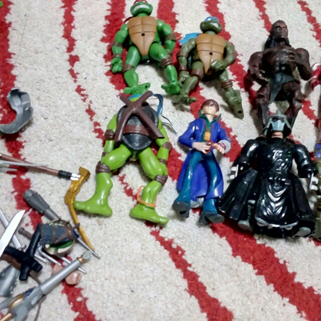 Action Figure, character toys