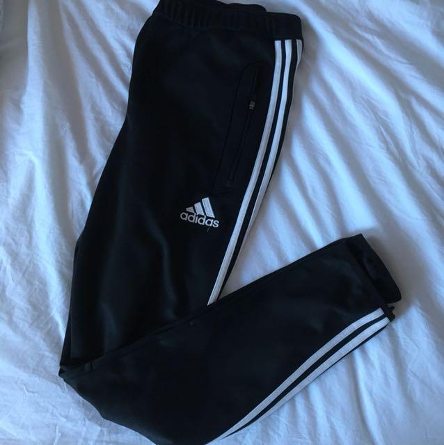 Adidas track pants M