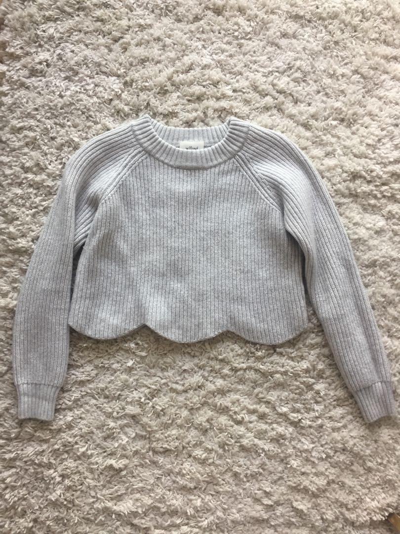 Aritzia Wilfred Sardou Sweater XS